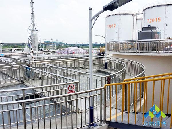 中粮食品有限公司污水处理设备