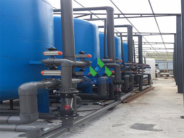 广东某纸厂有限公司软化水案列