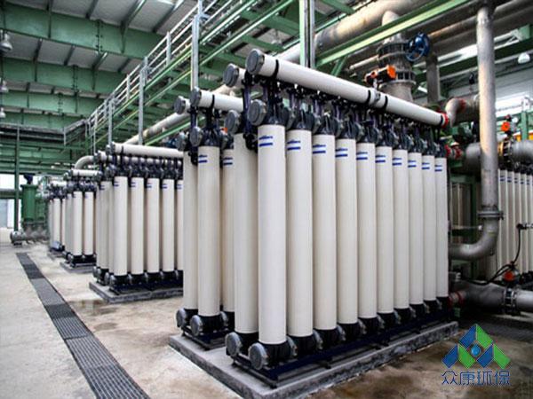 高精电子行业污水回用系统