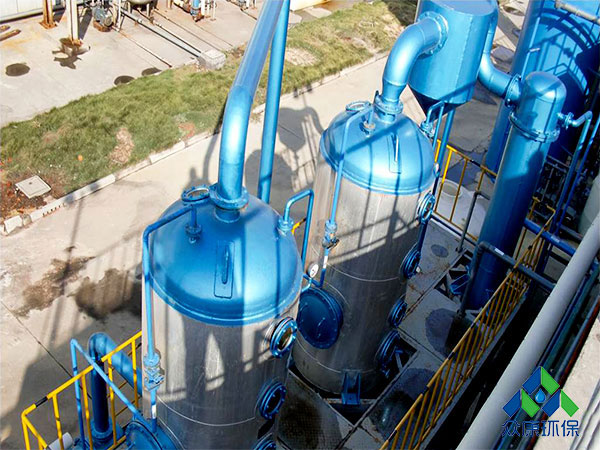 工业焦化废水处理