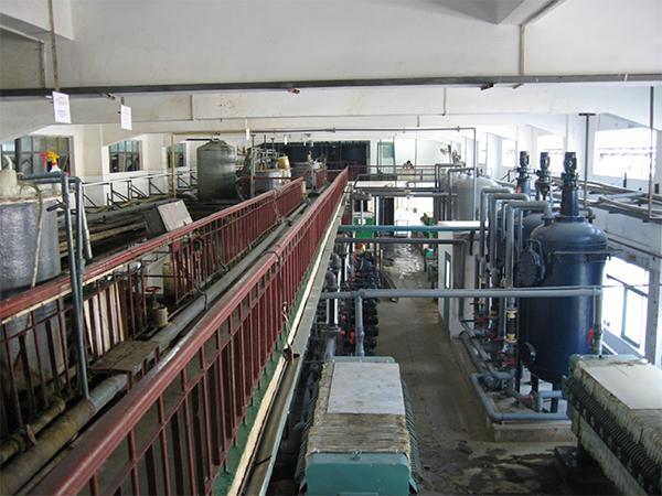 广东某光伏企业废水处理工程案例