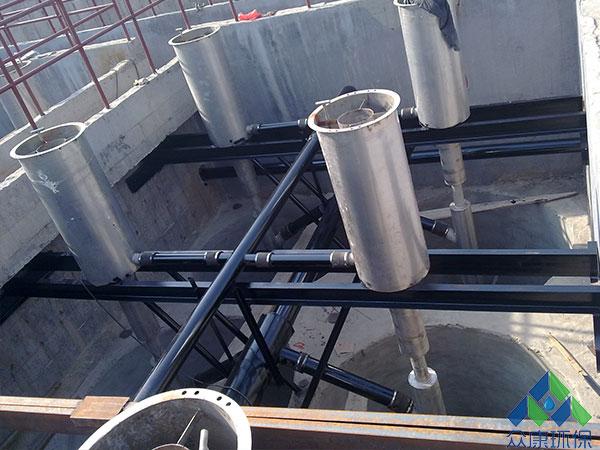 广西某垃圾处理厂垃圾渗透液处理案例!