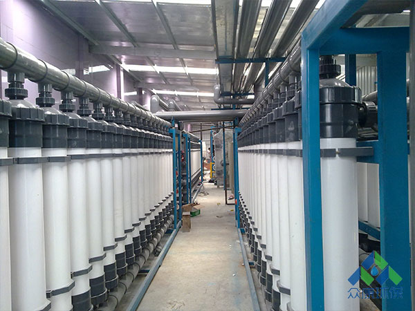 半导体废水处理回用设备